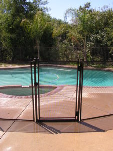 Orange county Pool Fence and gate